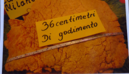 36 CENTIMETRI DI GODIMENTO