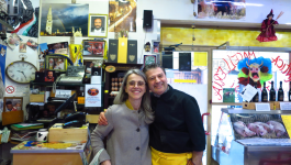 Family Pavarotti(Cristina)…where the customer becomes a friend