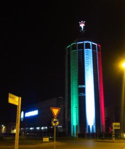 MASERATI MODENA…l'Italia è unita più che mai