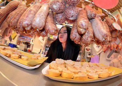 Terra del Lambrusco(il mio lardo artigianale)...che il porco sia lodato-La casa del macellaio-Antica Macelleria Ghioldi