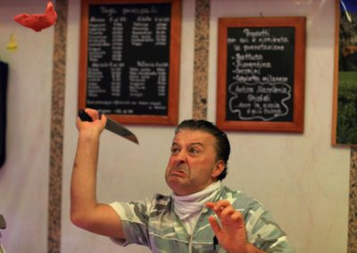 La casa del macellaio-Antica Macelleria Ghioldi
