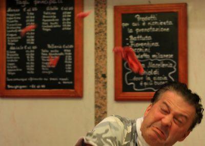 Strike!-La casa del macellaio-Antica Macelleria Ghioldi